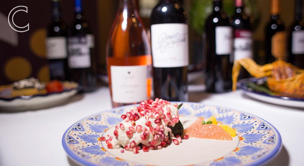 Gran Festín de comida mexicana con la DOCa Rioja