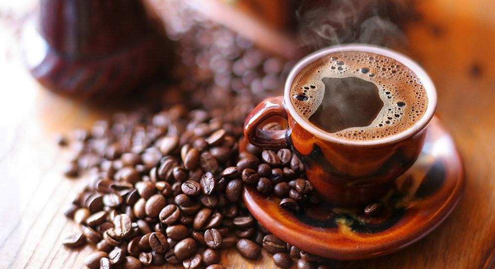 Las gotas suspicaces: El café
