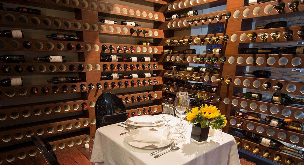 TOP Restaurantes con cava, México