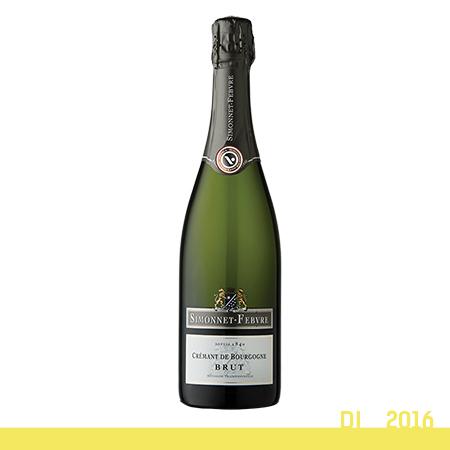 Simonnet Febvre Crémant de Bourgogne Brut