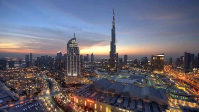 Una mirada de lujo hacia el Golfo Pérsico: Dubái