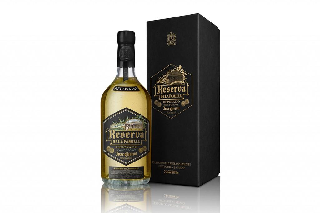 Tequila Reserva de la Familia Reposado, la joya de Casa Cuervo