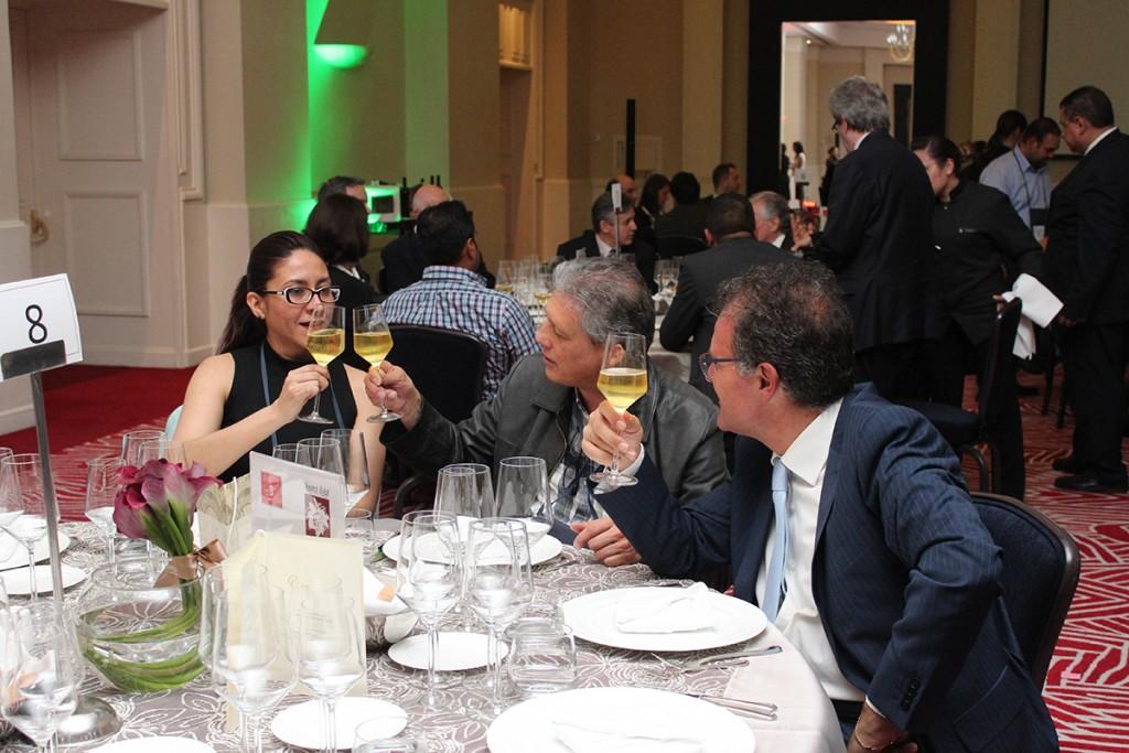 Salonitaliene2016 : Concluye exitosamente el salón del vino italiano