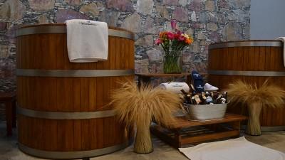 Inauguran Spa de cerveza en Mineral de Pozos, Guanajuato