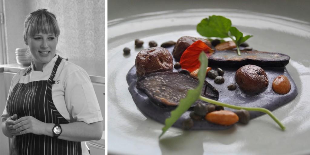 Kamilla Seidler: cocina contemporánea en Bolivia