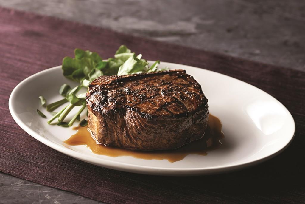 Morton's the steak house