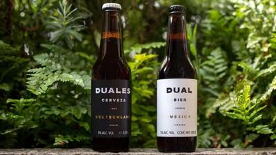 Cerveza Dual, la primera cerveza entre México y Alemania