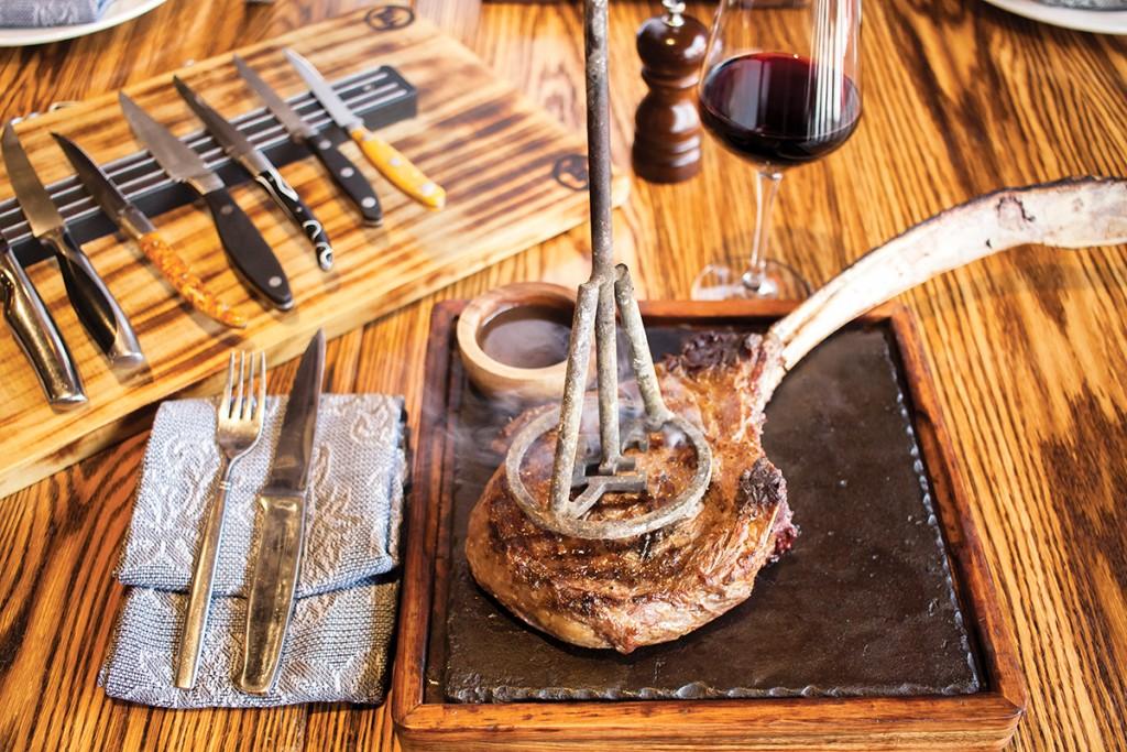 Entre Fuegos, los mejores cortes de carne y recetas internacionales