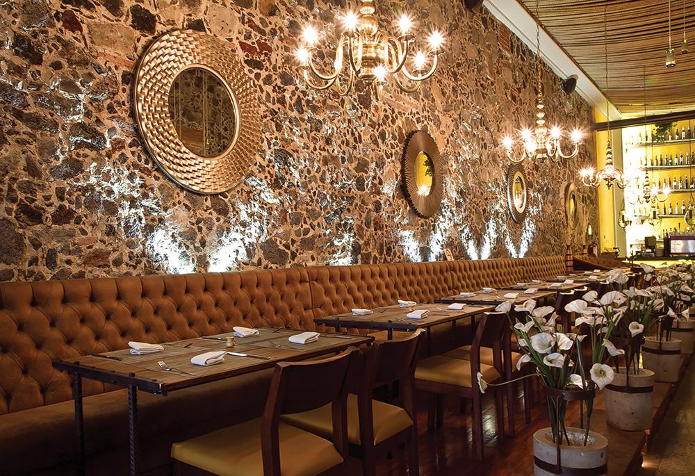 Restaurantes contempor neos con sabor a m xico revista for Los azulejos restaurante mexicano