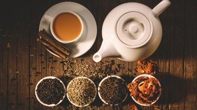 El sutil encanto del té