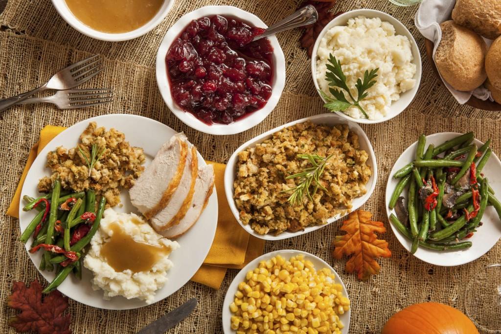 ¿En dónde  festejar Thanksgiving en México?
