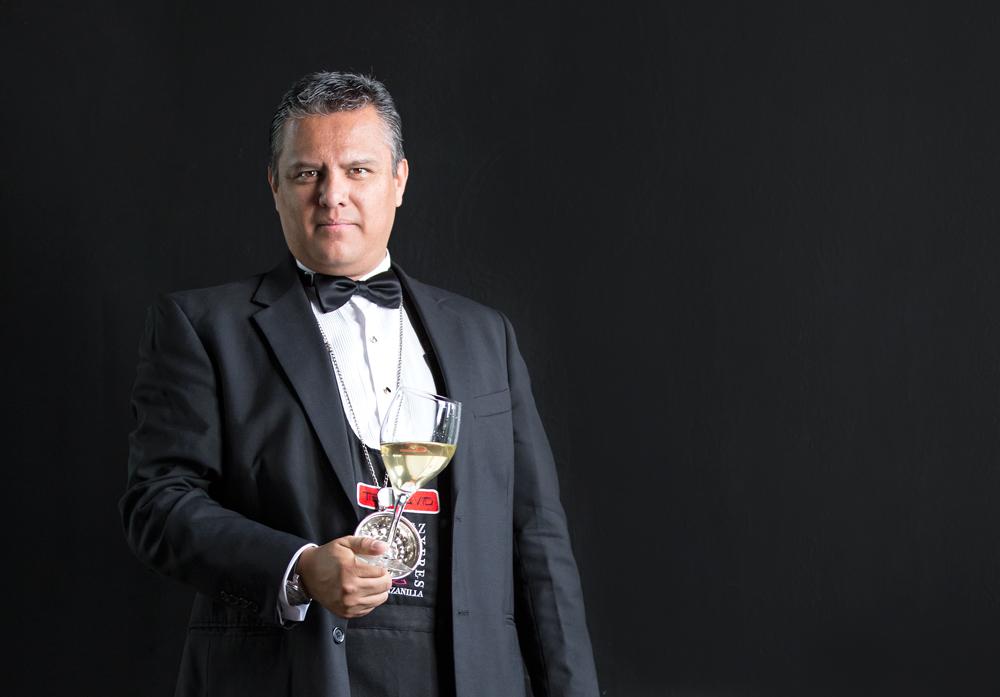 Raúl Vega, formador homologado de los vinos de Jerez