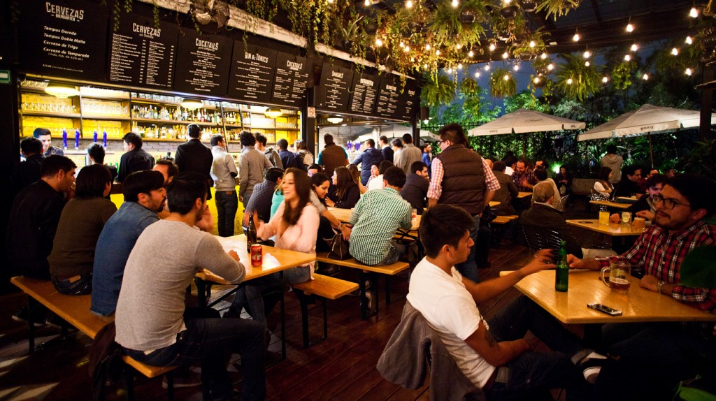Cinco restaurantes para tus fiestas de fin de año