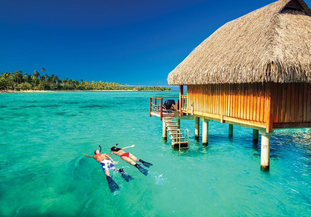 Bora Bora: la isla de la fantasía