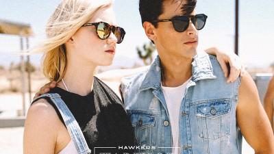 La nueva colección de Hawkers, Warwick, llega a México