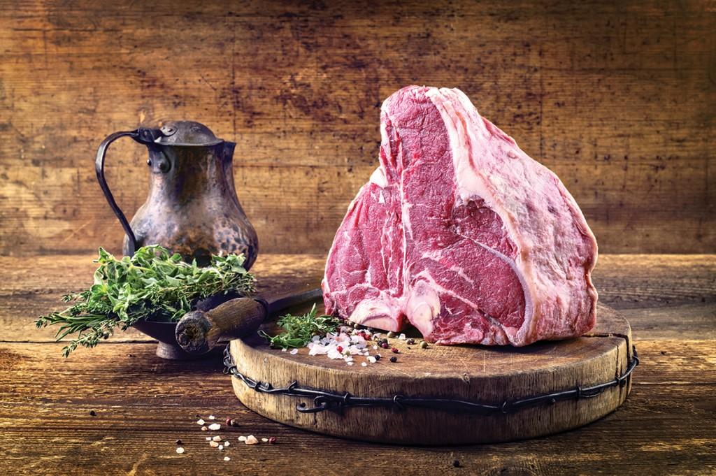 Las 11 para comer carne