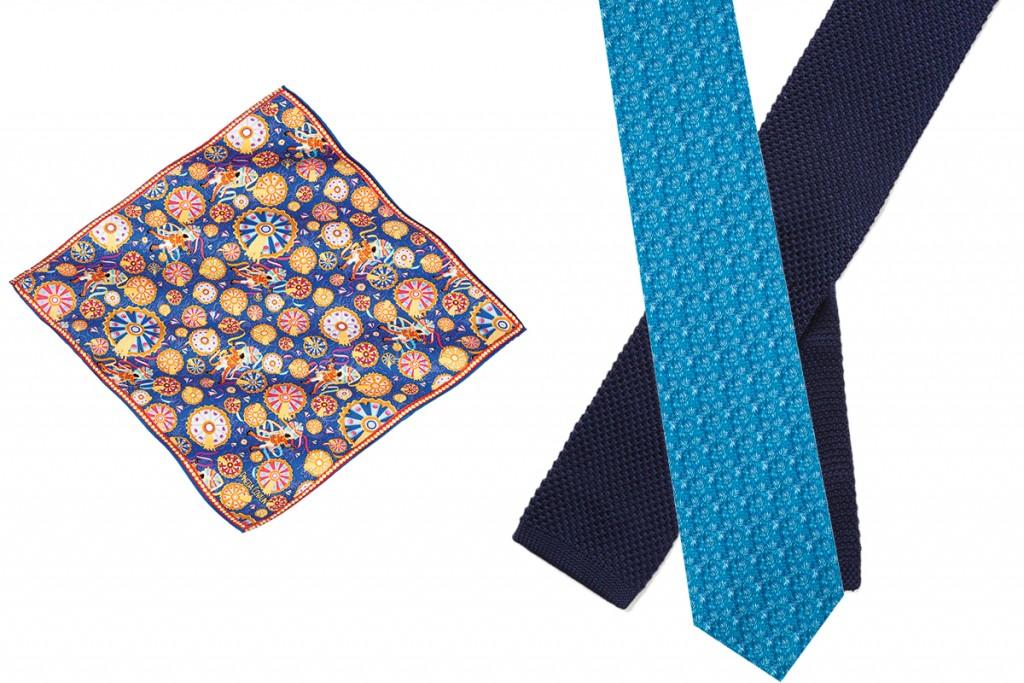 Pañuelos y corbatas