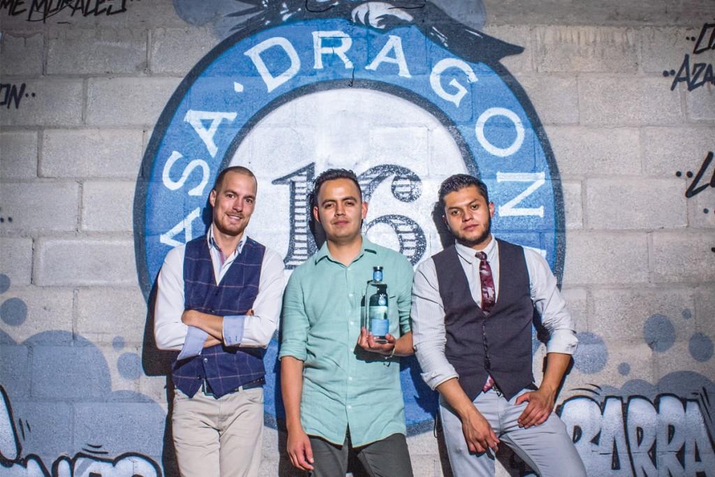 Mixología con tequila Casa Dragones