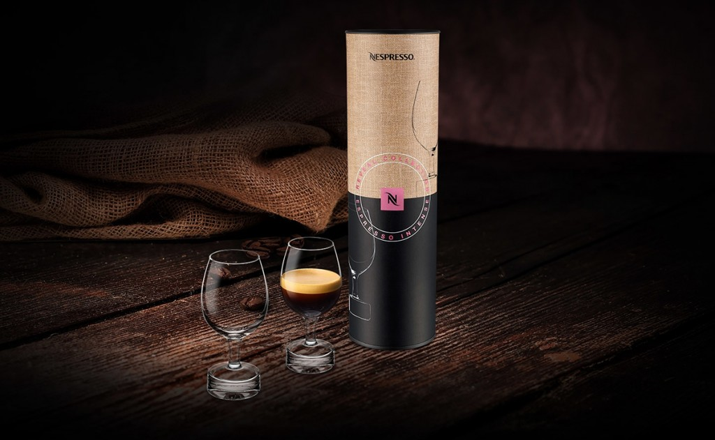 Un café excepcional: Nespresso lanza Selection Vintage 2014