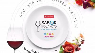 ¡La preventa Santander de Sabor es Polanco ya está aquí!