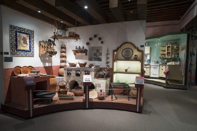 Estado actual del Museo Galeria Nuestra Cocina Duque de Herdez