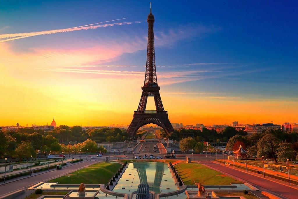 Francia, la vie en rose