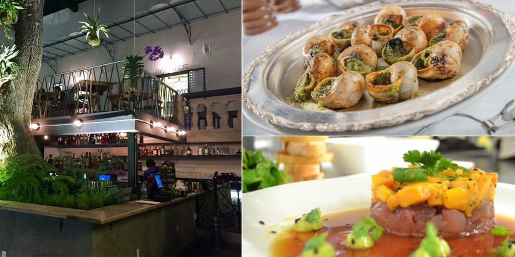 Restaurantes con encanto para celebrar San Valentín