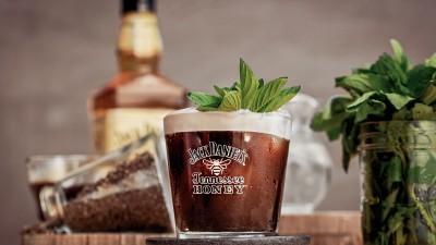 Carahoney con Jack Daniel's