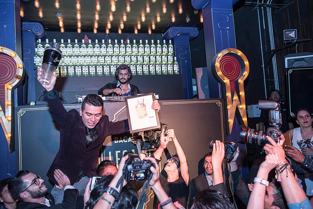 El nuevo gran bartender que representará a México en Bacardí Legacy