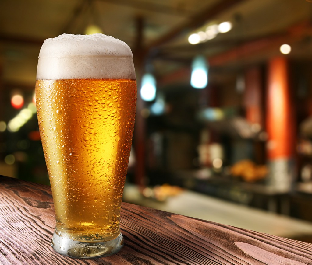 Maridajes con cerveza clara