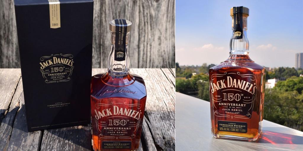 Jack Daniel's celebra 150 años con una edición limitada