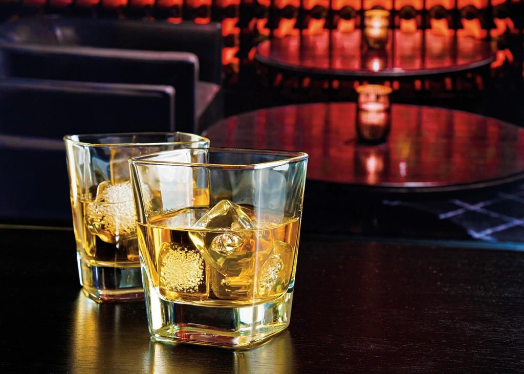 El nacimiento del whiskey estadounidense