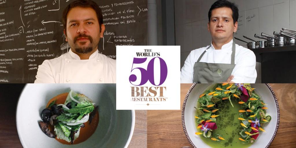 Conoce a los 50 mejores restaurantes del mundo de 2017