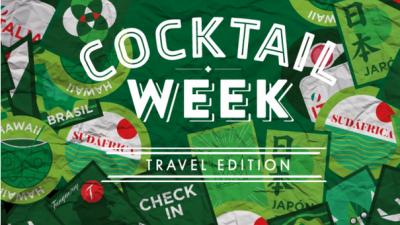 Cocktail Week: la semana más importante de la coctelería está aquí