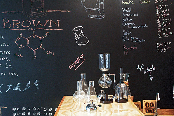 Brown-Caffeine-Lab