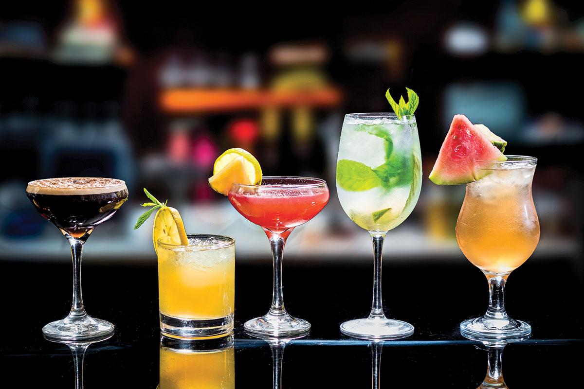 Cocteles sin alcohol revista el conocedor for Vasos de coctel