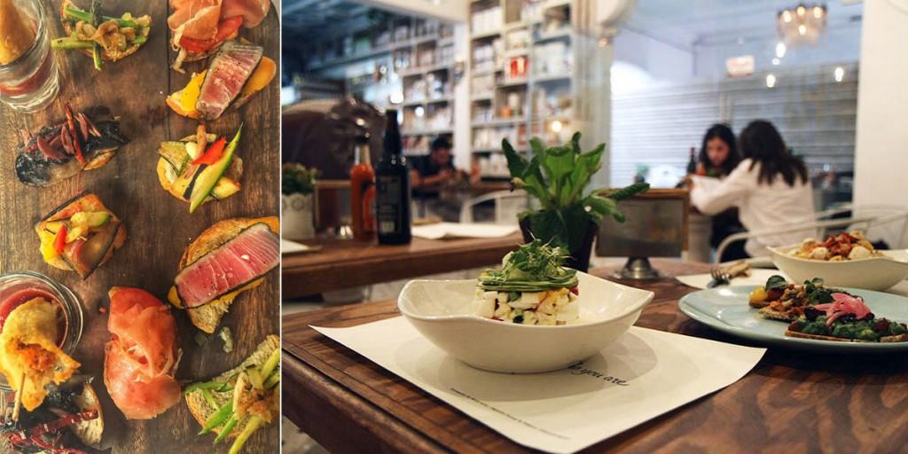 Los mejores restaurantes saludables de la ciudad