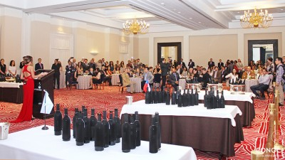Alfombra Roja 2017 Una cata memorable que reunió a profesionales de la industria del vino