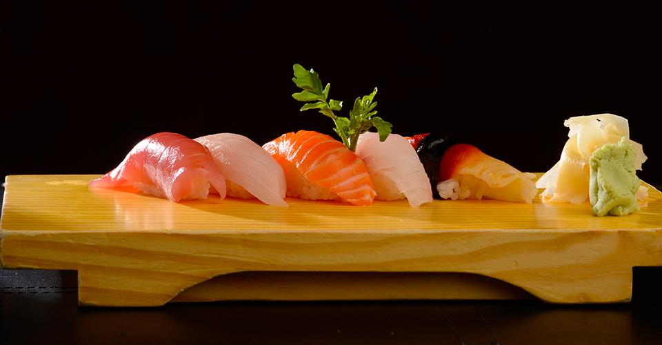 ¡Sushis y sashimis! Estos son los mejores lugares para disfrutarlos