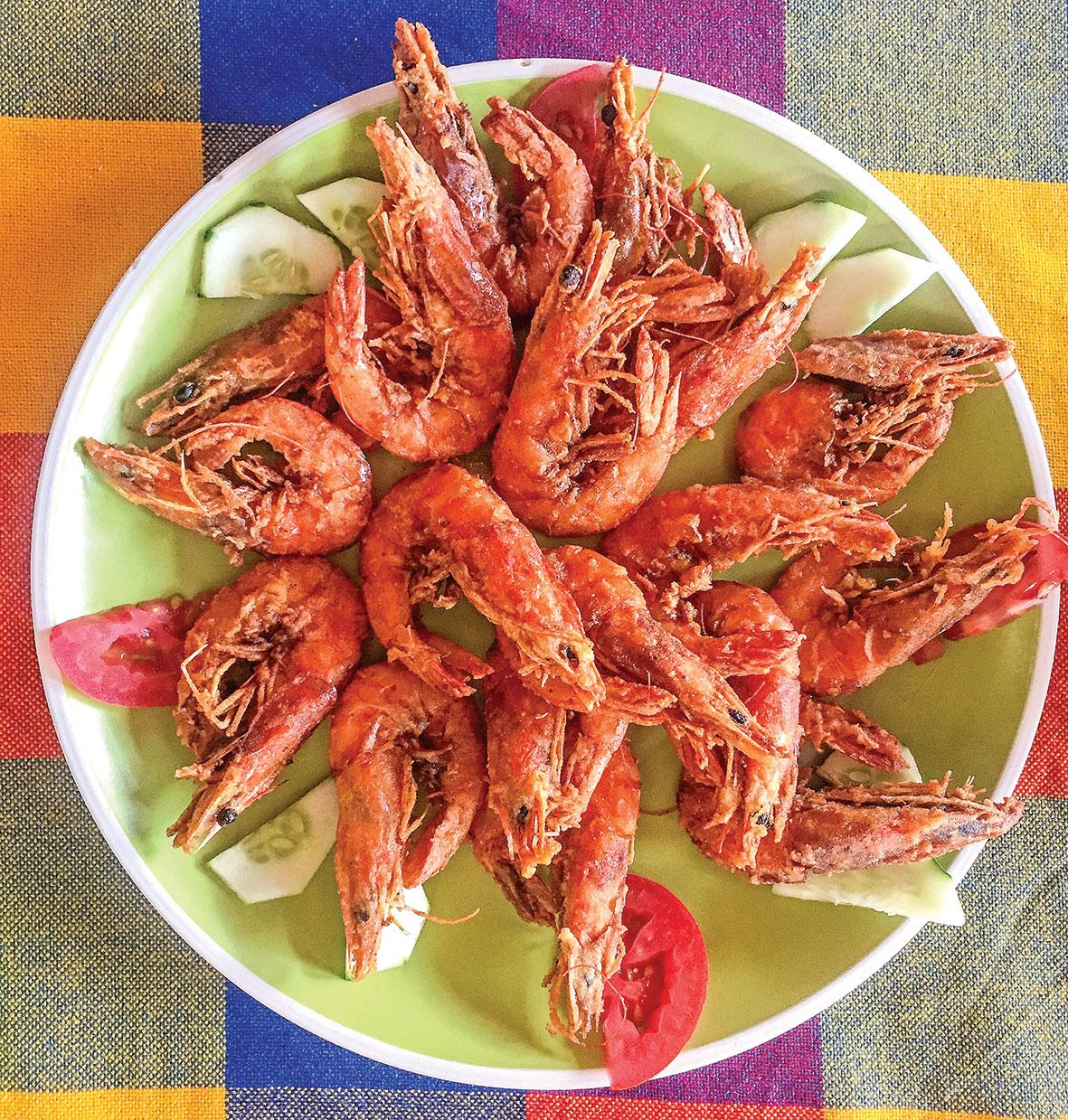 camarones-cucaracha