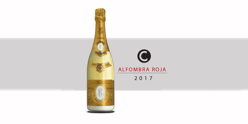 Champagne Cristal Millesime 2007