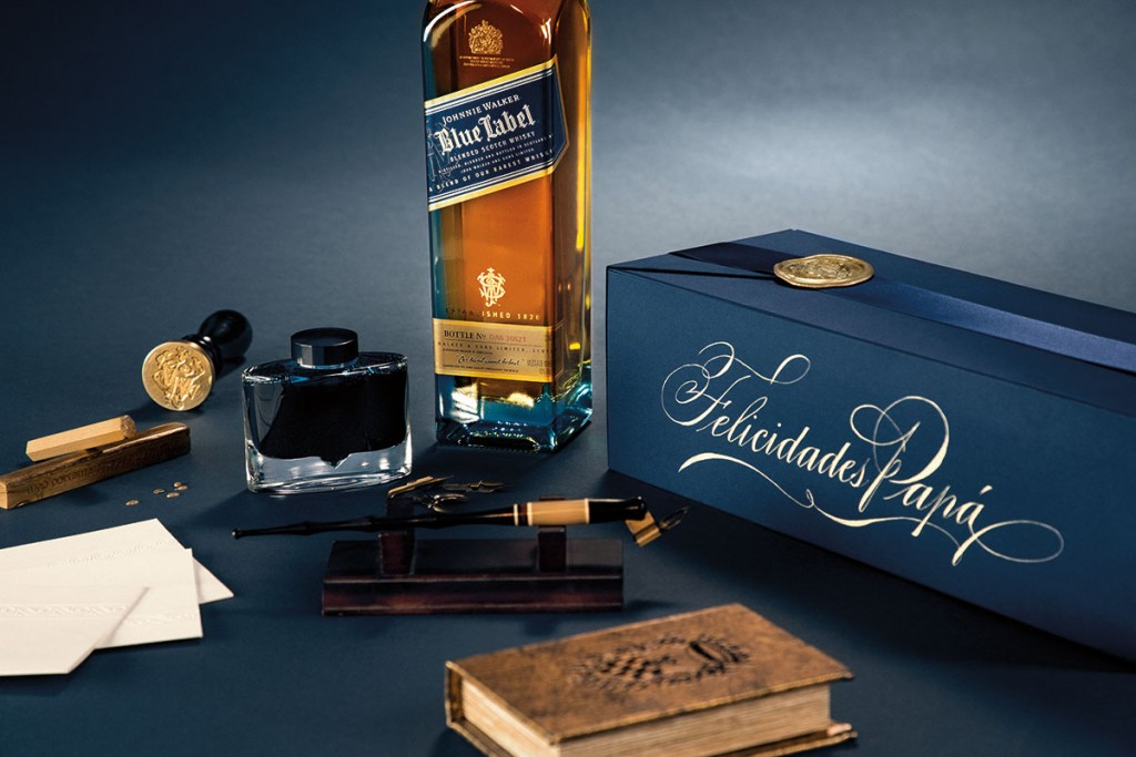 Blue Label, el regalo perfecto para papá