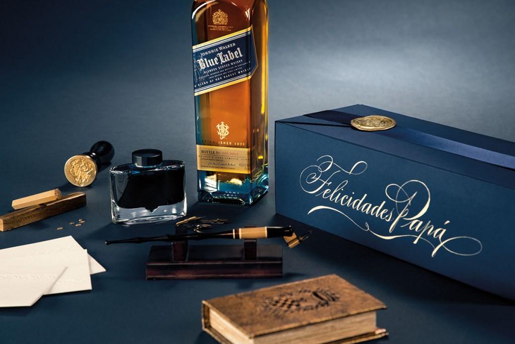 Blue Label, el regalo perfecto para papá
