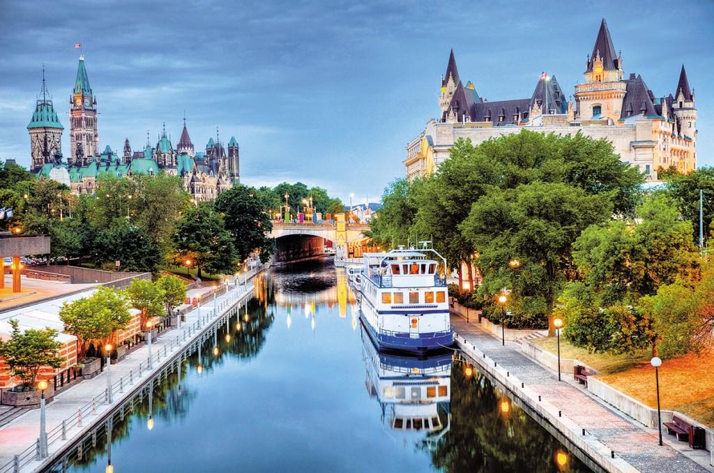 Quebec, la ciudad de alma francesa