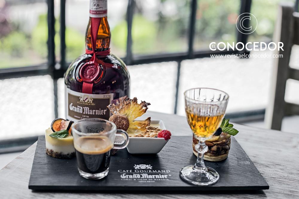 Revive la tradición de Café Gourmand con Grand Marnier