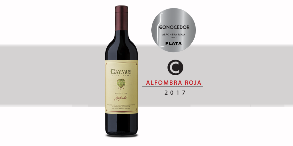 Caymus Vineyards Zinfandel