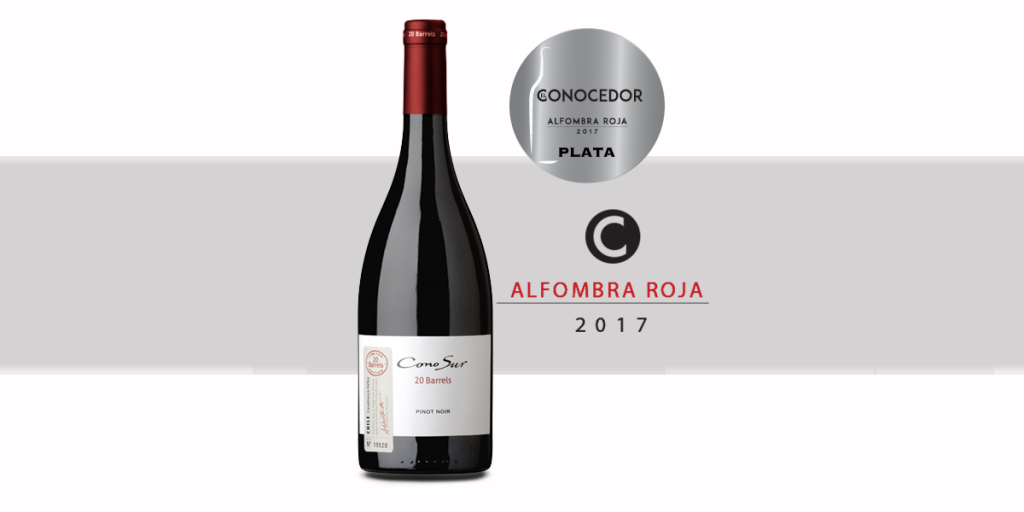 "Cono Sur ""20 Barrels"" Pinot Noir"
