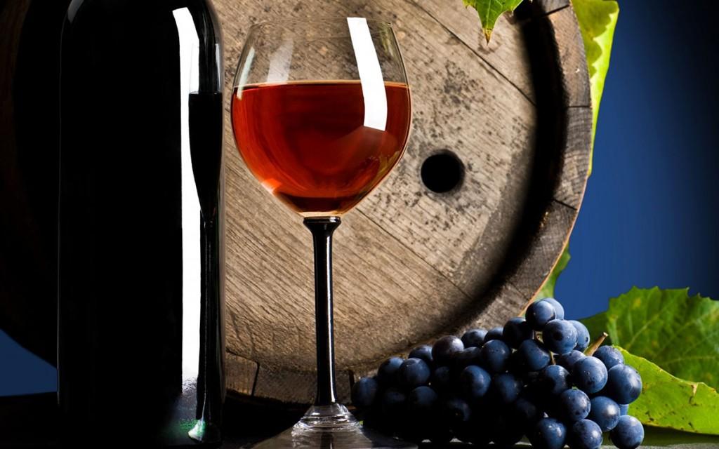 La madera del vino