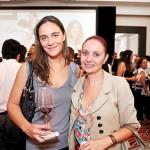 Cecilia Heat y Claudia Pineda.