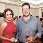 Alma Luna y Ricardo Sabio.